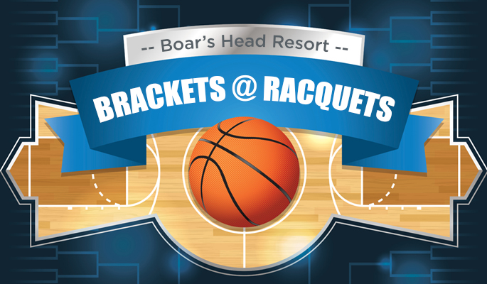 Brackets at Rackets