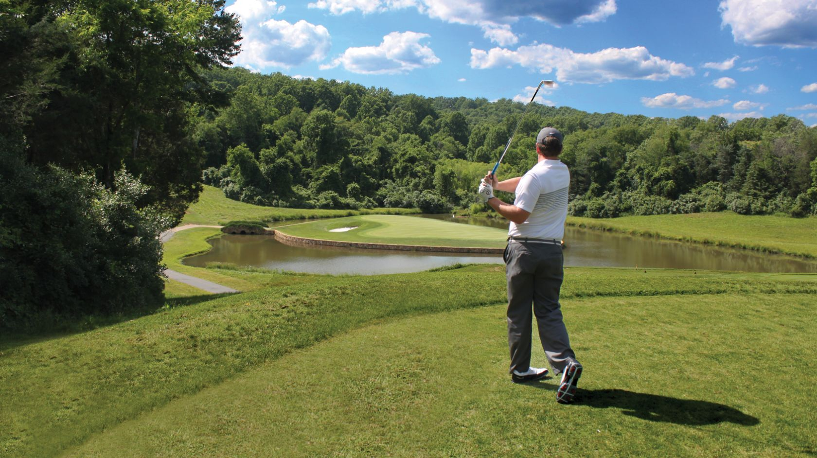 Golf Course In Charlottesville Va Boar S Head Resort