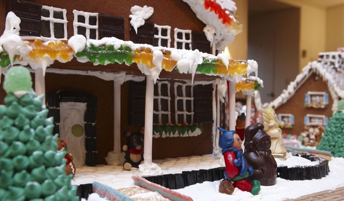 Gingerbread Workshops