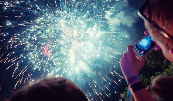 Fun for the Fourth: Summer Celebration Series