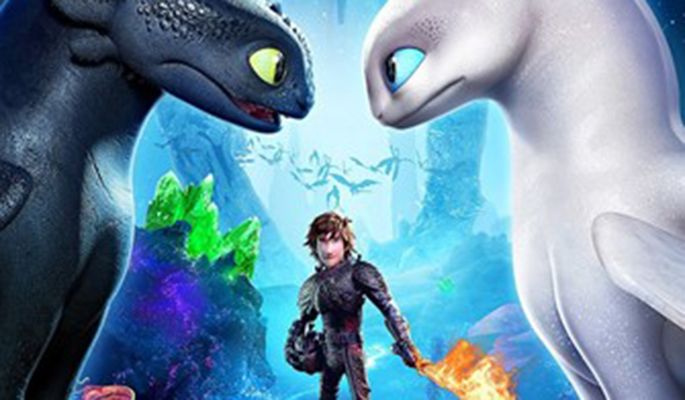 How to Train Your Dragon- The Hidden World: Summer Celebration Series