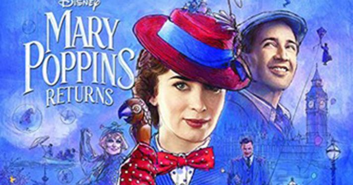 Mary Poppins Returns: Summer Celebration Series