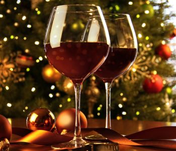 A Glass Of Wine for the holidays